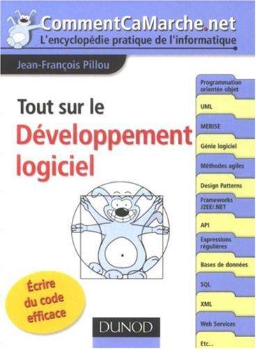 Tout sur le Développement logiciel