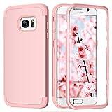 BENTOBEN Coque Samsung S7 Edge, Coque Galaxy S7 Edge, Coque de Protection Complète...