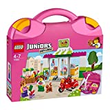 LEGO Juniors 10684 - Supermarkt Koffer