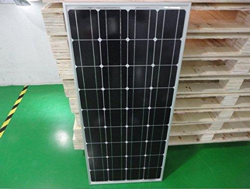 Gowe 400W 100W 4Solar Panel A Grade Solar Zelle mit 17% Laden Effizienz (Watt 400 Solar-panels Mit)