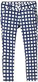 Allen Solly Junior Girls' Trouser (AKGTR315013_White_7 - 8 years)