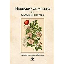 Herbario Completo (Medicina Tradicional de Occidente)