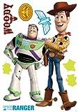 Decofun 41355 Toy Story - Maxi Sticker