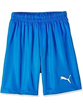 Puma Hose SMU Velize Shorts W. Innerslip - Pantalones cortos de fútbol para niño, color azul, talla 12 años (152...