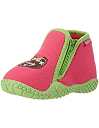 Playshoes Girls' Country Low-Top Slippers
