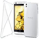 moex HTC Desire 816 | Hülle Silikon Transparent Klar Clear Back-Cover TPU Schutzhülle Dünn Handyhülle für HTC Desire 816/816G Case Ultra-Slim Silikonhülle Rückseite