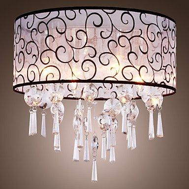 Arts luce LAUREL - Lampadario in cristallo con 10 lampadine ( Voltage : 220-240V )