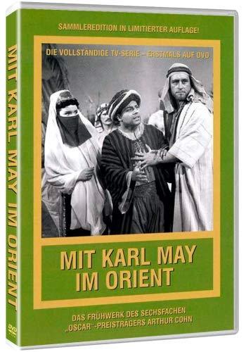 Mit Karl May im Orient - Sammleredition / Die komplette 7-teilige Abenteuerserie als Sammleredition in limitierter Auflage