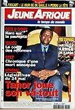 Telecharger Livres JEUNE AFRIQUE No 1946 du 28 04 1998 AU CENTRE FOCCART LE JOUR OU DE GAULLE A PERDU LA TETE COTE D IVOIRE HARO SUR LA PAUVRETE MAROC LE COUT DES REFORMES OPEP CHRONIQUE D UNE MORT ANNONCEE SENEGAL LEGISLATIVES DU 24 MAI TANOR JOUE SON VA TOUT RD CONGO LA NOUVELLE ARMEE DE KABILA CE QUE JE CROIS PAR BECHIR BEN YAHMED CONFIDENTIEL SAHARA JAMES BAKER LE RETOUR FRANCE COMMENT PHILIPPE SEGUIN A AVALE LA COULEUVRE DE L EURO FOCUS SUD LIBAN PAR PAUL MARIE D (PDF,EPUB,MOBI) gratuits en Francaise