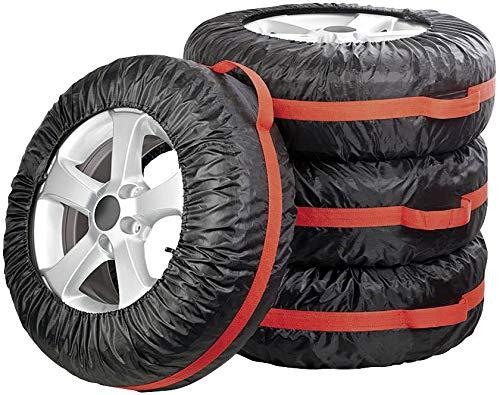 Eufab Passend für alle Reifen, mit oder ohne Felgen und für alle gängigen Lagervorrichtungen (Felgenbaum, Felgenturm)