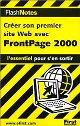 Créer son premier site Web FrontPage 2000