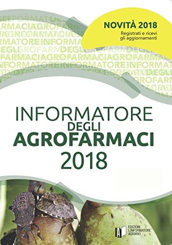 Informatore degli agrofarmaci 2018