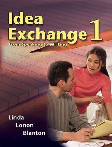 Idea Exchange: From Speaking to Writing: 2