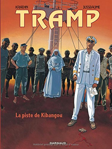 Tramp, tome 6 : La Piste de Kibangou