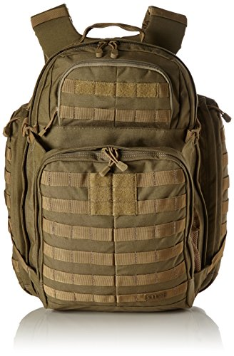 5.11 Tactical Rush 72 Backpack 58602 - Mochila Rush, Adulto, Arena, Talla única