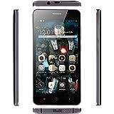 JIAKE S6 Slim 5.0 inch HD IPS Screen Ultrathin Metal Frame Unlocked Smart Phones (SIM-Free)