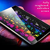 Youer iPad Pro 10.5 Screen Protector,[2 Pack]High-Response Tempered Glass, 9H Hardness, Crystal Clear, Easy Bubble-Free Installation, Scratch Resist Screen Protector Cover Film for iPad Pro 10.5 inch