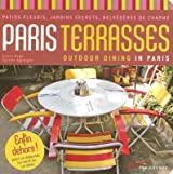 Paris terrasses