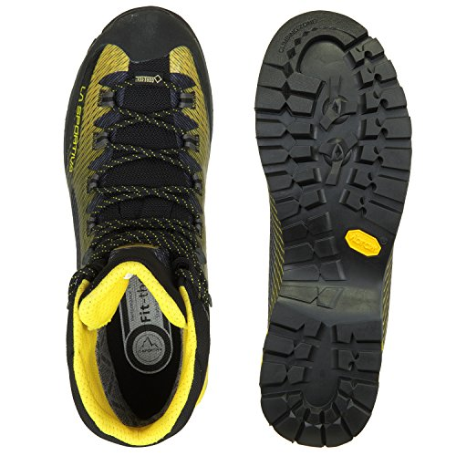 La Sportiva Trango TRK GTX Scarpa trekking YELLOW-BLACK