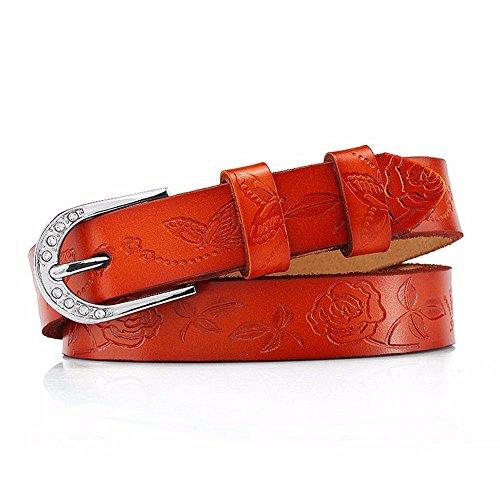 HAPPY-BELT Cinturón Decorativo Moda Boutique Taladro