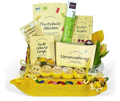 Lisas Landleben Geschenkkorb Präsentkorb Praesentkorb mit Hussel K's Soul Food Kitchen 'Seelenfutter' Nahrung für die…