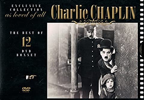 Chaplin DVD Box Set - Chaplin Collection (10 DVD): The Kid / A Woman of Paris / The Circus / City Lights / Modern Times / The Great Dictator / The Gold Rush / Monsieur Verdoux / Limelight / A King in New York [import, Region 2] by Claire Bloom