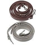 Sharplace 2pz Tracolla Cintura Spalla Staccabili Sostituire per Borsa Sacchetto Tote