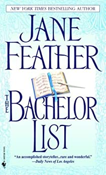The Bachelor List by [Feather, Jane]