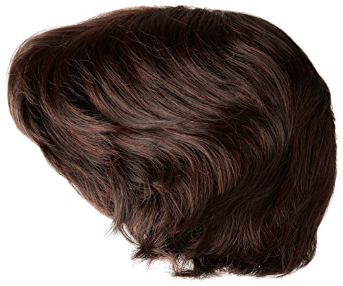 Tone Perücken Two (Forever Young Ladies Short Wig in Boycut Style 2 Tone Copper Red Dark Brown Wig! Vogue Wigs UK + FREE Wig)