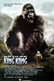 King Kong (2005) | UK Import Filmplakat, Poster [68 x 98 cm]