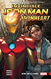 Invincible Iron Man: Ironheart Vol. 1: Riri Williams (Invincible Iron Man (2016-2018)) (English Edition)