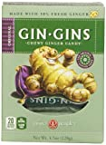 Ginger People Original Ginger Chews -- 4...