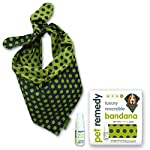 Universal Pet Remedy Calming Bandana Kit, Large