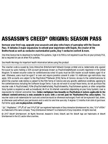 Assassin's Creed Origins - UK Season Pass screenshot
