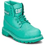 Caterpillar Cat Shoes Footwear Damen Stiefel Boots Colorado Brights Columbia türkis grün blau 36-41 (38)