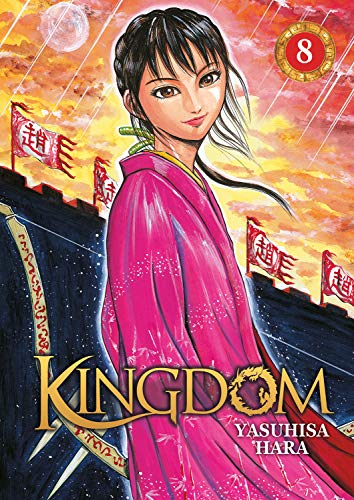 Kingdom Edition simple Tome 8
