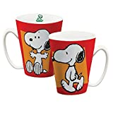 Peanuts Snoopy Conical Mug Gift Box