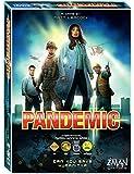 Z-Man Games ZMG71100 - Pandemic 2013 Brettspiel, Englisch