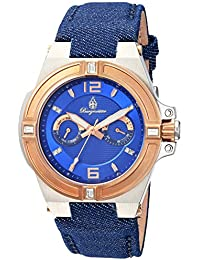 Burgmeister Reloj de cuarzo Woman Denim 39 mm