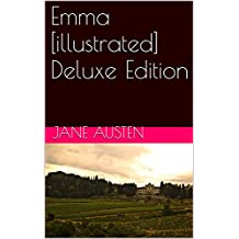 Emma [illustrated] Deluxe Edition (English Edition)