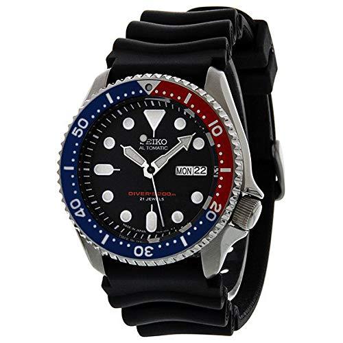 Seiko Uhren Automatic Diver\'s Automatischer Taucher SKX009J1 Herren