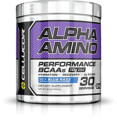 Cellucor - Alpha Amino BCAA Supplement with BetaPower from Cellucor