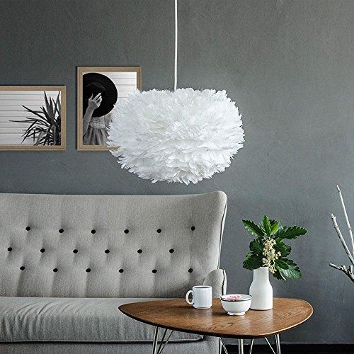 Moderne Einfache Feder Deckenlampe