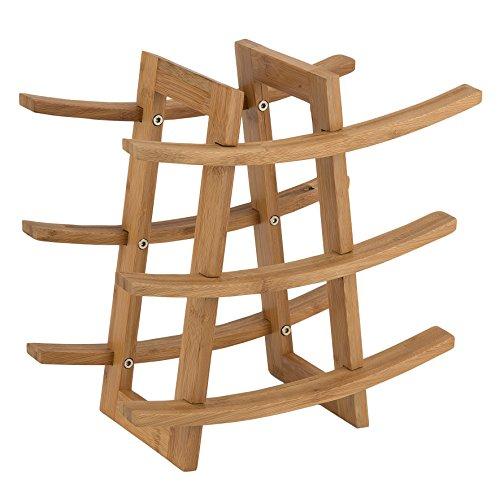 Portabottiglie in legno