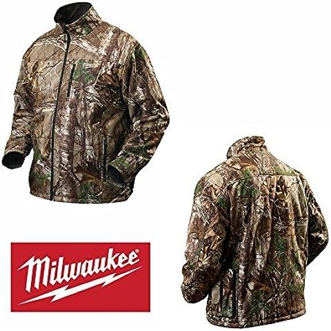 Milwaukee - Giacca Invernale Mimetica Riscaldata Batteria