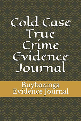 Cold-pack Case Pack (Cold Case True Crime Evidence Journal (Evidence Pack, Band 1011))