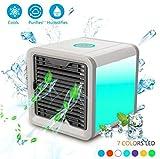 Mobile Klimageräte Air Cooler Air Conditioner Arctic Air USB Ventilator Zimmer Raumentfeuchter Mini Klimaanlage Ohne Abluftschlauch für Wohnung