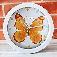 DIDADI Alarm clock Eine idyllische Schmetterling kleine Wecker desktop clock stylish und einfach kreative Schlafzimmer... preisvergleich bei billige-tabletten.eu