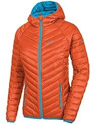 Salewa Lagazuoi 2 Dwn W - Chaqueta para mujer, color naranja, talla 50 / 44