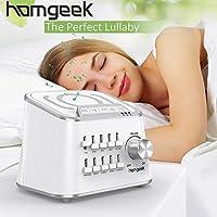White Noise Machine Einschlafhilfe homgeek Soundmachine Weißes Rauschen Maschine Baby Schlafhilfe Einschlafhilfe... preisvergleich bei billige-tabletten.eu